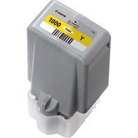 Canon Yellow PFI-1000Y - 80 ml Tintenpatrone
