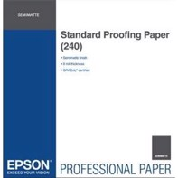 "Epson Standard Proofing Paper 240 g/m2 - 17"" x 30,5 meter"