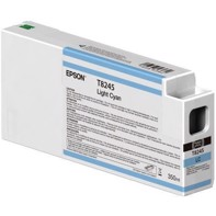 Epson Light Cyan T8245 - 350 ml Tintenpatrone
