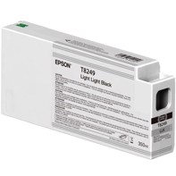 Epson Light Light Black T8249 - 350 ml Tintenpatrone