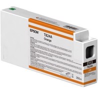 Epson Orange T824A - 350 ml Tintenpatrone