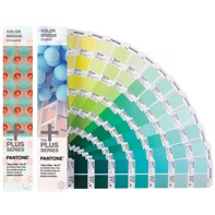 Pantone Plus Color Bridge Set, Coated & Uncoated - GP6102N