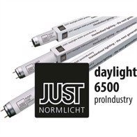 Just daylight 6500 proIndustry - 18 watt lysstofrør,  10 stk. pakke