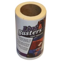 Lint Busters Lint Roller - 9,1 x 10,2 cm