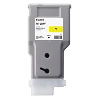 Canon Yellow PFI-207Y - 300 ml Tintenpatrone