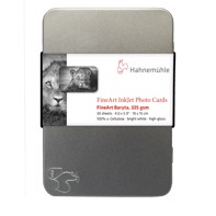 Hahnemühle FineArt Baryta Photo cards 325 g/m² - 10 x 15 cm - 30 ark