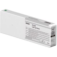 Epson T6369 Light Light Black - 700 ml Tintenpatrone