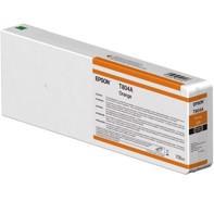 Epson Orange T804A - 700 ml Tintenpatrone