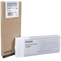 Epson Light Light Black 220 ml Tintenpatrone T6069 - Epson Pro 4800 und 4880